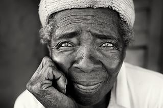 Malawi, old lady