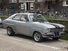 1968 Opel Kadett Fastback (harry_nl) Tags: netherlands nederland 2018 amsterdam opel kadett 3490gs sidecode2 fastback