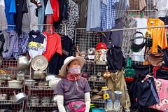 Anonymous Vendor (Mondmann) Tags: dongmyofleamarket fleamarket market seoul korea southkorea rok republicofkorea asia eastasia woman koreanwoman vendor streetvendor fleamarketvendor mondmann fujifilmx100s