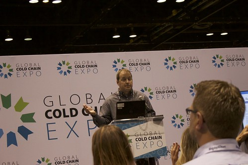 Jake Cunliffe with Denovo discussed how cold chain operations can analyze  and improve efficiency.