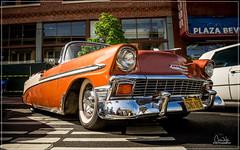 1956 Chevrolet - Orange Plaza Car Show 2018 (Chris Walker (chris-walker-photography.com)) Tags: 1956chevroletconvertible 2018orangeplazacarshow 56chevy californiacarshows carphotography carshowphotography carshow carshows chriswalkercarshowphotography chriswalkerphotography chriswalker chriswalkerphotographycom classiccarsandtrucks classiccars nikond7100 orangeplazacarshow2018 orangeplazacarshow southerncaliforniacarshowphotography 2018 california cars chevrolet nikon