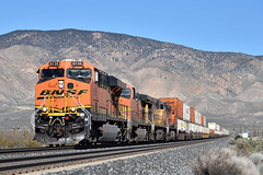 Mojave (akifumiふぐ) Tags: bnsf usa locomotive mojave