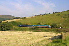 Midland Mainline Turbostar (Steel Rails) Tags: edale derbyshire hope valley railway line peak district train 2003