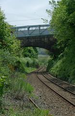 IMGP4925 (mattbuck4950) Tags: england unitedkingdom europe bridges holidays railways lenssigma18250mm photosbymatt may mainlinerailways cornwall penryn camerapentaxk50 2018 holiday2018cornwall maritimeline penrynrailwaystation gbr