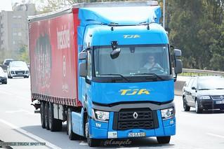 Renault T TJA - Transportes J. Amaral - Portugal