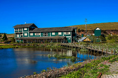 Paisagem da Serra (Claudio Arriens) Tags: paisagem landscape brasil riograndedosul cores color lago lake canoneos40d serra cambarádosul