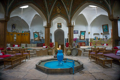 Kashan Bazar Bath House