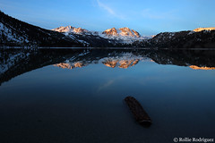 Sunrise, June Lake, California (rollie rodriguez) Tags: sunrise junelake california
