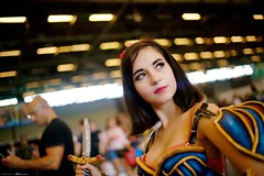 DSC01068 (Distagon12) Tags: costume cosplay cosplayer convention colors cosplayers portrait portraits popculture japan japanexpo japanexpo2018 sonya7rii summilux