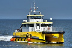 Offshore Taxi One (Bernhard Fuchs) Tags: boat cuxhaven elbe offshore offshoreversorger passagierschiffe passagier passenger passengership personenschiff personenschiffe schiffe ship ships vessel water nikon boot schiff meer wasser offshoreship offshoreships
