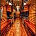 Post Office Car (Darrell Duke) Tags: hdr postalservice postal train cartrainsnc transportation museumspencerspencer shops