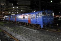JR Kyushu KiHa 66 14, Nagasaki (Howard_Pulling) Tags: japan rail railway kyushu nagasaki
