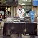 Spinning Tunes on Lakeshore (Bill Smith1) Tags: believeinfilm billsmithsphotography heyfsc july13 kodakmax400 nikkorsc50f14lens nikonf2sb oakville