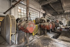 Derelict Cement Factory (Camera_Shy.) Tags: derelict cement factory urban exploration abandoned ue disused old building cementifico urbex industrial decay machinery decayed italia trip road industry italy abandonado tresspassing exploring photography nikon d810