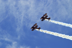 DSC_0642_002 (Gobbledeek) Tags: wales national airshow 2018 air show walesnationalairshow aerosuperbatics wing walkers aerosuperbaticswingwalkers wingwalkers