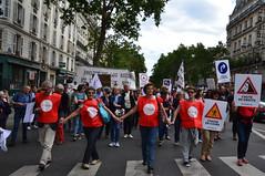 La Cimade (Jeanne Menjoulet) Tags: marche solidaire migrants immigration paris manifestation manif cimade lacimade