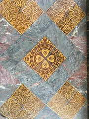 Patterns in Exeter Cathedral