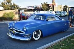 Walden Speed Shop Open House 2018 (USautos98) Tags: 1949 ford shoebox leadsled traditionalhotrod kustom