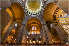 Sacre Coeur (Totugj) Tags: nikon d5100 sigma 816mm basílica sagrado corazón sacre coeur parís francia france iglesia igreja église europa europe church chiesa templo