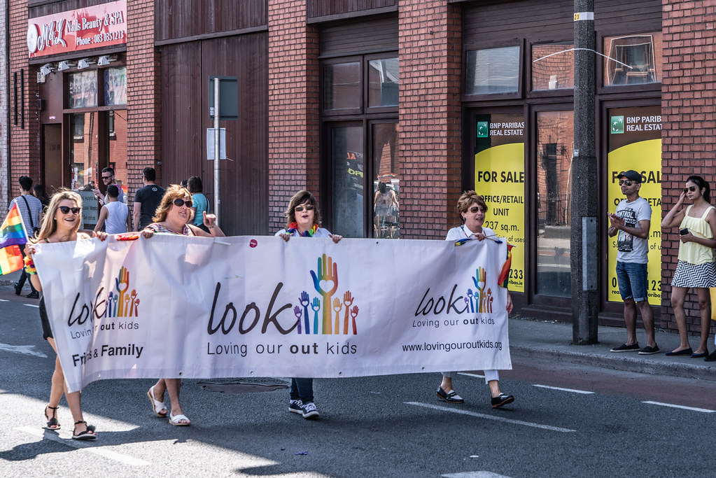 ABOUT SIXTY THOUSAND TOOK PART IN THE DUBLIN LGBTI+ PARADE TODAY[ SATURDAY 30 JUNE 2018]-141767