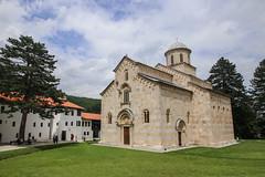 Visoki Dečani, Unesco world heritage in danger, Kosovo (Frans.Sellies) Tags: img7372 monastery church