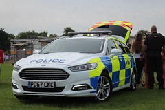 PO67 CWC (Ben - NorthEast Photographer) Tags: cleveland police cdsou durham constabulary north yorkshire ford mondeo estate dog car van dsu support unit preston park fire engine rally 2018 rpu roads policing traffic motor patrols 67plate 2017 po67 cwc po67cwc