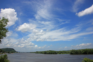 The Mighty Mississippi . . .