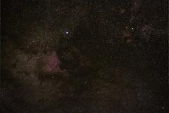 NGC7000 - IC1318 (SubOrbitalBen) Tags: rokinon rokinon135mm telescope stars yyc youresa cygnus skytrackerpro skytracker skyguiderpro samyang hubble summer orion physics alberta astrophotography space spacex sky d750 deepsky adobe galaxy cgx photoshop kananaskis kananaskiscountry nikond750 nikon lightroom z61 banff nightphotography mountains