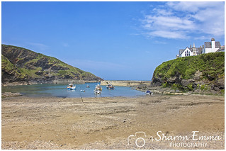 The Picturesque Fishing Village of Port Isaac