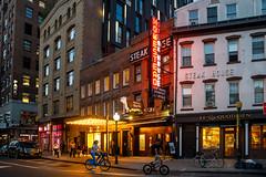 New York, NY - 8/1/17 - #365 (joefgaylor) Tags: newyork nyc manhattan chelsea city cityscape urban urbex signage sign signgeeks neonsign neon neonlight neonlights neonsigns fjgaylor josephgaylorphotographer fineartphotography joegaylorphotography joegaylor