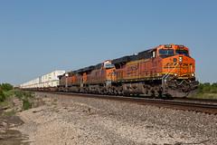 BNSF 7219 (milwe70) Tags: locomotive train railroad bnsfrailway