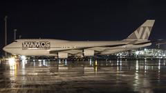 Boeing 747-419 / Wamos Air / EC-MDS (Vicente Quezada Duran) Tags: boeing 747419 wamos air ecmds ss scel scl santiago special spotter spotting avgeek aviación aviation aviacion picture photography plane private visit visita especial