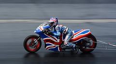 Junior_1228 (Fast an' Bulbous) Tags: bike biker motorcycle drag strip race track fast speed power acceleration motorsport racebike dragbike