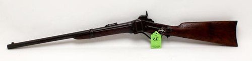 Sharp's Model 1848 50 cal. Carbine Rifle ($2,016.00)