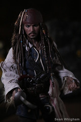 105 (SEANW5484) Tags: hot toys pirates caribbean dead men tell no tales captain jack sparrow dx15