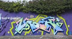 Nantes, Urocki (Zerbi Hancok) Tags: france nantes street walls murs graff graffiti buttesainteanne chantenay carrièremiséry