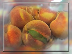 Georgia Peaches (gailpiland) Tags: fruit peaches georgia