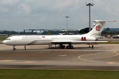 North Korean Government | Ilyushin IL-62M | P-885 | Singapore Changi (Dennis HKG) Tags: northkorea airkoryo kor js ilyushin il62 aircraft airplane airport plane planespotting singapore changi wsss sin p885