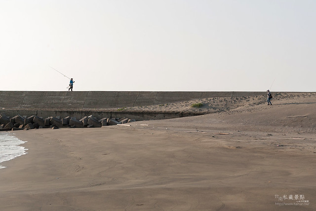 青鯤鯓夏天半日遊 呷冰、呷蚵嗲、玩海沙 (25)