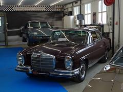 Mercedes W 111 open dag Carrosserie Jansen Wesepe (willemalink) Tags: mercedes w 111 open dag carrosserie jansen wesepe