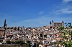 Toledo (Anavicor) Tags: toledo panorámica vista castillala mancha castillalamancha españa spain