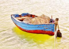 The Boat (Francesco Impellizzeri) Tags: trapani sicilia italy canon landscape boat