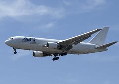 N791AX_767-281(BDSF)_ATN_KSEA_5441 (Mike Head -Jetwashphotos) Tags: boeing 767 767200 767281bdsf8c atn airtransportinternational sea seatac wa washingtonstate us usa america