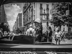 I know that you believe you understand what you think you see. But I'm not sure you realize that what you see is not what it is. (Markus Binzegger) Tags: blackandwhiteblacknwhiteblackwhitebnwstreetbnwstree blackandwhite blacknwhite blackwhite bnwstreet bwstreet decisivemoment magnumphotos monochrome photography photostreet street streetbnw streetphotographer streetphotography streetbw streetphotobnw streetphotobw streetphotographybw streetphotographers streetphotos streetscene streetshot topbnw cap walkietalkie newyorkcitiy newyork trishaw dakotabuilding ny