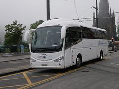 Ratho Coaches of Newbridge Scania K360IB4 Irizar i6 YN15ELO at Princes Street, Edinburgh, on 29 June 2018. (Robin Dickson 1) Tags: busesedinburgh rathocoachesofnewbridge scaniak360ib4 irizari6 yn15elo