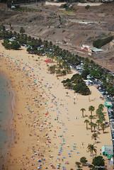 Playa De Las Teresitas, Санта-Круз, Тенеріфе, Канарські острови  InterNetri  775