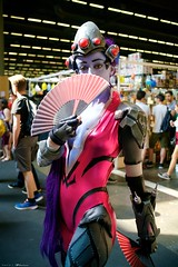 DSC00540 (Distagon12) Tags: costume cosplayer cosplay déguisement convention manga japan expo 2018 je2018 japanexpo2018 personnages portrait portraits sonya7rii summilux