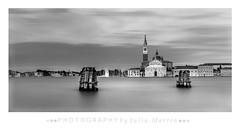 Last night in Venice (Julia - more on than off!) Tags: venezia veneto italy it venice venetianarchitecture eveninglight longexposure monochrome blackandwhite grandcanal sangiorgiomaggiore 16thcenturybenedictinechurch 360seconds extremelongexposure