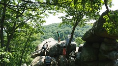Rocks (Maryland DNR) Tags: rocks statepark harfordcounty kingandqueenseat hazardousarea naturalarea climbing recreation
