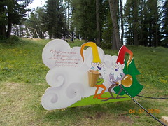 DSCN0154 (Puntin1969) Tags: gioco giochi bosco nikon coo valdifassa fassa montagna estate luglio trentino